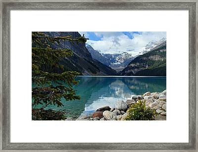 Lake Louise 2 Framed Print