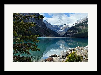 Alberta Framed Prints