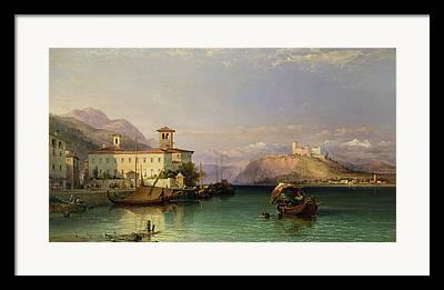 Hering George Edwards 1805-79 Framed Prints