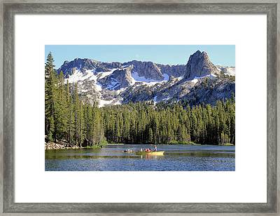 Lake Mamie Framed Print