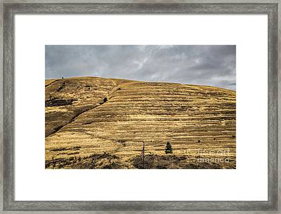 Lake Missoula Framed Print