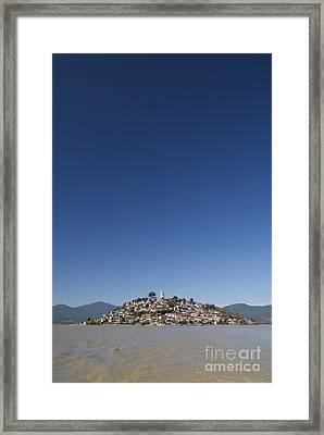 Lake Patzcuaro Framed Print by Gloria & Richard Maschmeyer - Printscapes