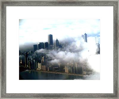Lake Shore Drive Framed Print by Gardening Perfection