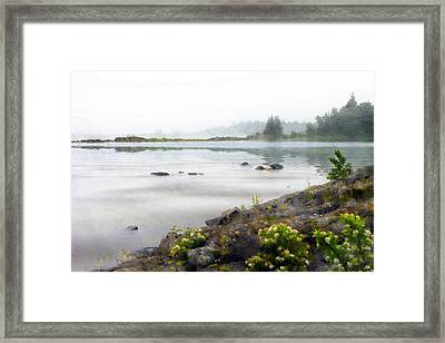 Lake Superior Framed Print