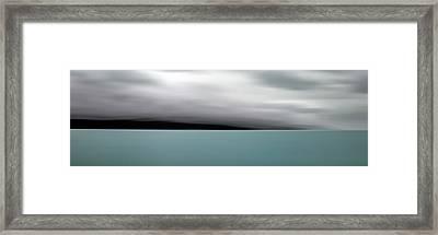 Lake Tekapo - New Zealand Framed Print by Ingrid Douglas