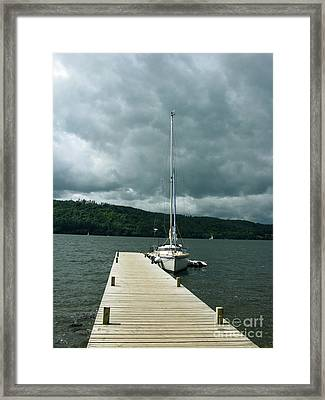 Lake Windermere Framed Print