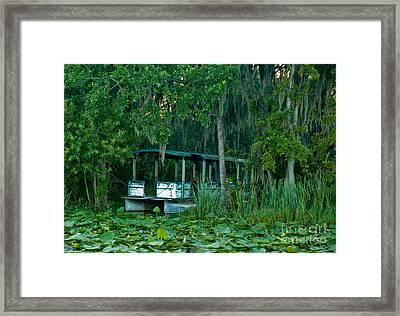 Lakeside 2 Framed Print