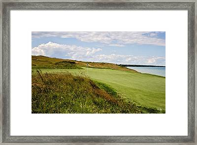 Lakeside Beauty Framed Print