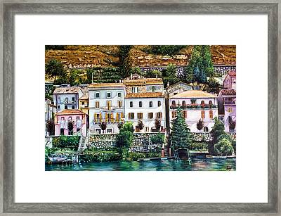 Lakeside Framed Print