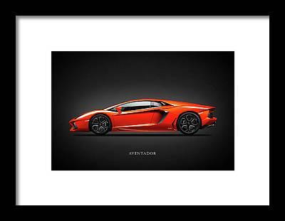 Lamborghini Framed Prints