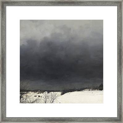 Lanark County Framed Print