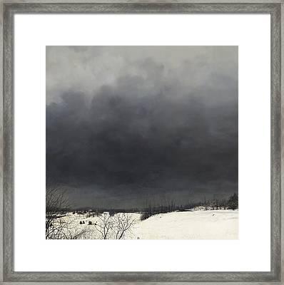 Lanark County Framed Print by Martin Tielli