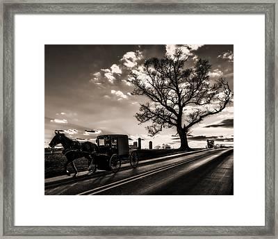 Lancaster Special Framed Print