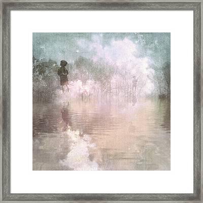 Land Of Ascension Framed Print