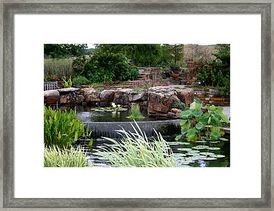 Framed Print featuring the photograph Land Of Enchantment by David Dunham