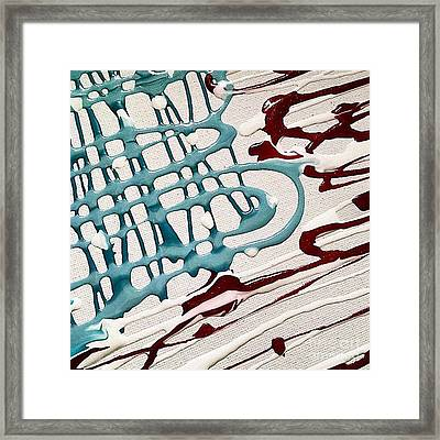 Land Of The Free Framed Print by Jilian Cramb - AMothersFineArt
