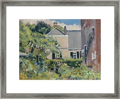 Landgoed Poelwijk Gendt Framed Print