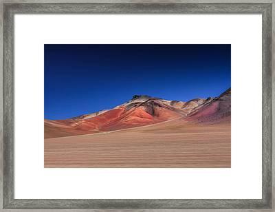 Landscape 1 Framed Print by Jonathan Van Duyn