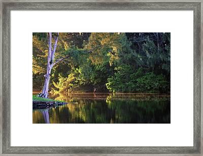 Landscape 3 Framed Print by John Vincent