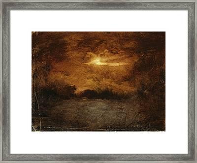 Landscape 42 Framed Print