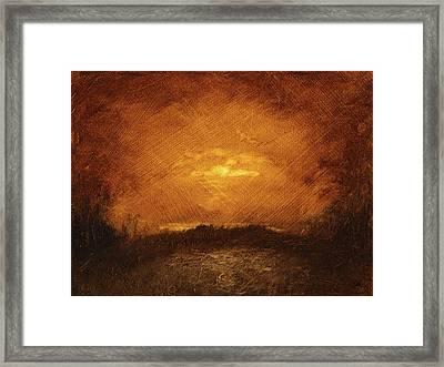 Landscape 44 Framed Print