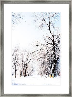 Landscape Taos Nm J10u Framed Print
