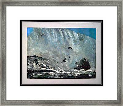Landscape Us 3 Framed Print by Anand Swaroop Manchiraju