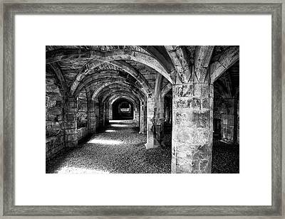 Lanercost Priory Framed Print by Hesk Photography