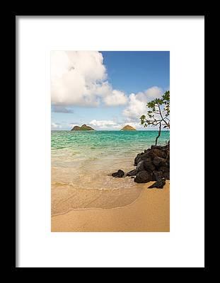 Oahu Framed Prints