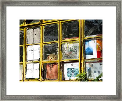 Framed Print featuring the photograph Lantau Island 47 by Randall Weidner