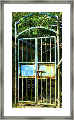 Framed Print featuring the photograph Lantau Island 48 by Randall Weidner