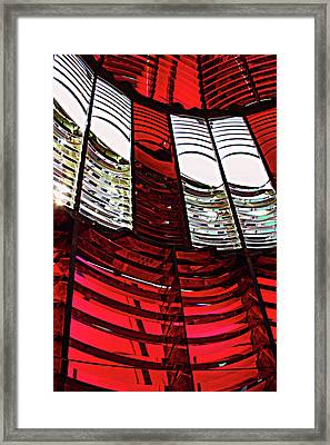 Lantern Room Framed Print