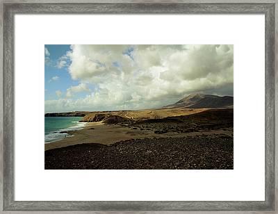 Lanzarote Framed Print