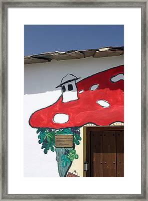 Laroles 2 Framed Print by Jez C Self