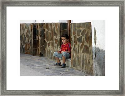 Laroles 5 Framed Print by Jez C Self