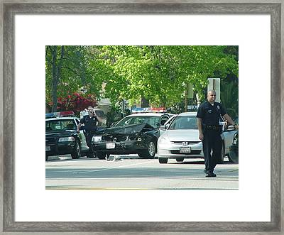 Las Finest Framed Print by Roman Lezo