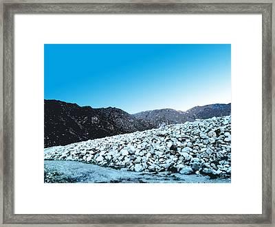 Las Palmas Outback Framed Print by Stan  Magnan