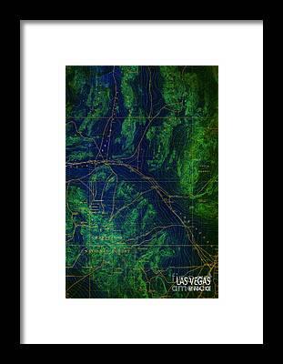 Manzana Framed Prints