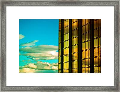 Las Vegas Framed Print by Patrick  Flynn