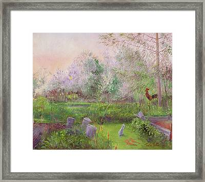 Last Call Framed Print by Timothy Easton