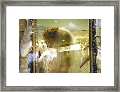 Last Check Framed Print by Jez C Self