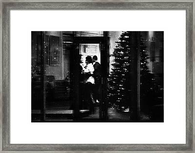 Last Christmas Framed Print by Samanta