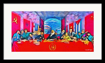 National Socialist Movement Paintings Framed Prints