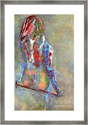 Last Dance Framed Print by Johnny Johnston