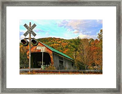 Framed Print featuring the photograph Last Days by DJ Florek