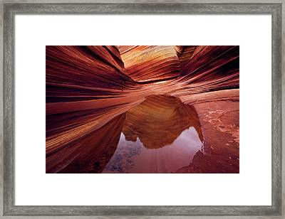 Last Glance Framed Print by Chad Dutson