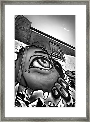 Last Hope Framed Print