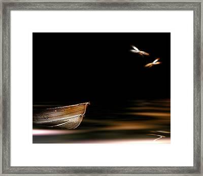 Last Journey Framed Print