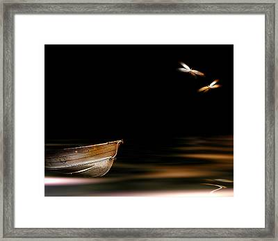 Last Journey Framed Print by Jacky Gerritsen