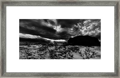 Framed Print featuring the photograph Last by Julian Cook
